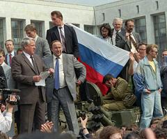 В Москве произошла попытка государственного переворота