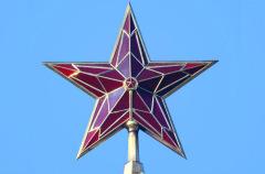 Опубликовано решение СНК ССР и ЦК ВКП(б) о замене двуглавых орлов на башнях Кремля пятиконечными звездами