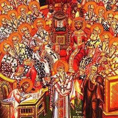 На Первом Вселенском соборе в Никее принято решение о перенесении начала Нового года с 1 марта на 1 сентября