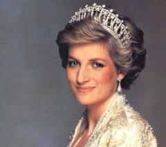 В автомобильной катастрофе погибла принцесса Уэльская Диана