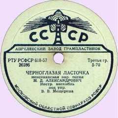 Открылась первая русская фабрика граммофонных пластинок - Апрелевский завод грампластинок