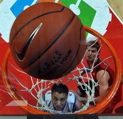 В Спрингфилде (США) состоялся первый в истории баскетбольный матч