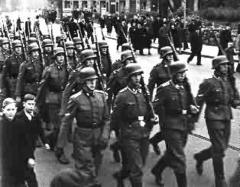 Великобритания и Франция объявили войну фашистской Германии