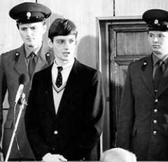 В Москве завершился суд над Матиасом Рустом, пилотом - нарушителем границы, который посадил свой самолет на Красной площади
