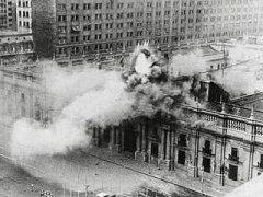 Военный переворот в Чили, в результате которого военная хунта во главе с генералом Пиночетом свергла президента страны Сальвадора Альенде и правительство Народного единства