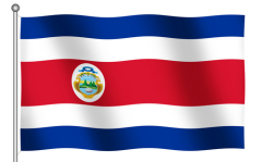 День независимости в Центральной Америке (Коста-Рика)