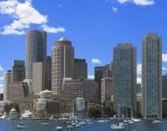 В Северной Америке британскими переселенцами основан Бостон
