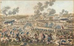 Разгром турецкой армии русско-австрийскими войсками под командованием генерала А.В.Суворова и принца Ф.Кобургского в битве при Рымнике