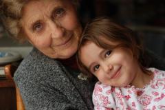 День бабушки в Молдове