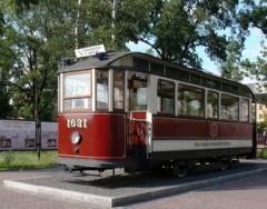Состоялось торжественное открытие трамвайного движения в Петербурге