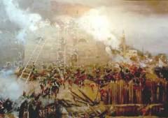 День воинской славы России — День взятия турецкой крепости Измаил русскими войсками под командованием А. В. Суворова (1790)