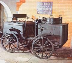 Ричард Тревитик продемонстрировал первый паровой автомобиль