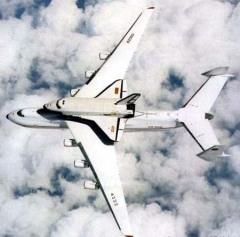 В Киеве совершил первый полет самолет Ан-124 «Руслан»