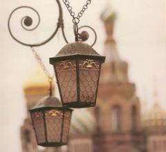 1730 Москве зажглись первые уличные фонари