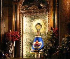 День Испанидад, Праздник cвятой Девы Пилар