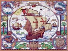 Экспедиция Христофора Колумба достигла острова Сан-Сальвадор в Багамском архипелаге (официальная дата открытия Америки)