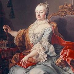 23-летняя австрийская эрцгерцогиня Мария-Терезия была объявлена наследницей Карла VI Габсбурга