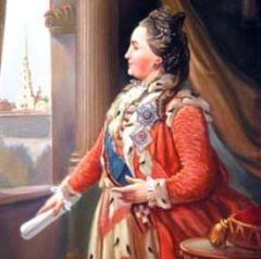 Екатерина II повелела заселить малообжитые районы России, в том числе Украину, иностранцами