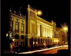В Москве открылся Центральный театр рабочей молодежи (ТРАМ), теперь - Московский театр Ленинского комсомола (Ленком)