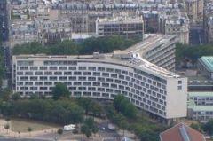 На левом берегу Сены в Париже был открыт комплекс зданий ЮНЕСКО