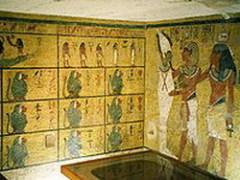 Обнаружена гробница фараона Тутанхамона в Египте