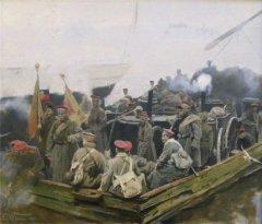 Севастопольскую бухту покинули последние корабли белого флота (исход русской армии генерала Врангеля за пределы Отчизны)