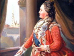 Екатерина II учредила в России Медицинскую коллегию