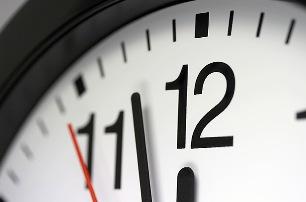 Английская радиостанция BBC начала ежечасно передавать сигналы точного времени