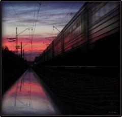 Заработала временная железнодорожная линия Поляны – Шлиссельбург