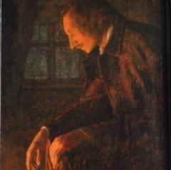 Гоголь сжег второй том «Мертвых душ»