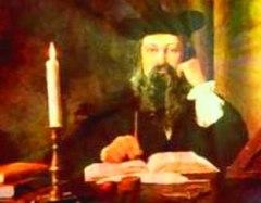 Нострадамус опубликовал свою книгу предсказаний