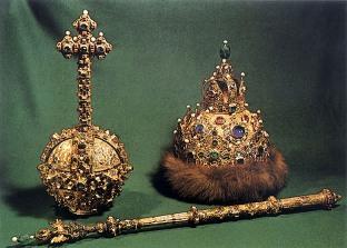 Сокровища Оружейной палаты вернулись в Москву
