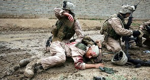 В Ираке и Кувейте началась операция «Сабля в пустыне»