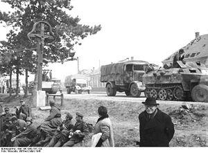 Советские войска начали Балатонскую оборонительную операцию