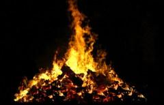 Фестиваль огня — Бургзонндег