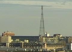 Начались испытания самой большой в мире радиовещательной станции имени Коминтерна
