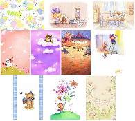 День рождения открытки