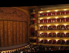 Основание Большого театра