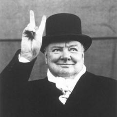 Уинстон Черчилль подал в отставку с поста премьер-министра Англии, завершив свою блестящую политическую карьеру