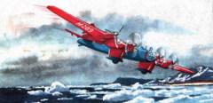 Завершена операция по спасению челюскинцев в Арктике