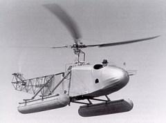 Инженер Игорь Сикорский в США создал первый вертолет-амфибию
