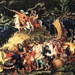 Степан Разин был выдан царским воеводам и вскоре казнен
