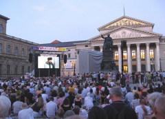 Оперный фестиваль в Мюнхене