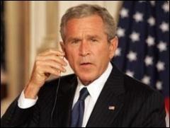 Президентом США вновь избран Джордж БУШ (младший)