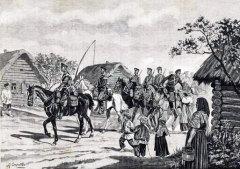 Принят Устав о воинской повинности